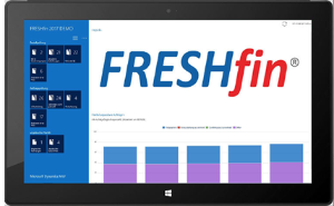 FRESHfin Tablet